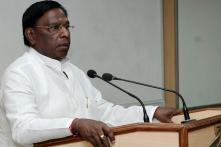 Day After Favourable HC Verdict, Puducherry CM Demands Kiran Bedi's Resignation