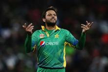 Shahid Afridi to Miss Charity Match Featuring World XI on May 31