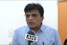 Rs 95 Crore Siphoned off From Maha Corp Used in NCP Campaign: Somaiya