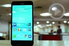 Watch: First Impressions of the Asus Zenfone Max