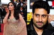 Aishwarya Leaves Abhishek Speechless With Her Cannes Look