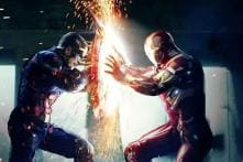 Civil War: Captain America Takes Down Chris Evans, Iron Man Joins In the Fun; Check It Out