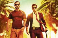 'Dishoom' Poster: Meet the Dapper Cops John Abraham and Varun Dhawan