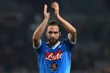 Napoli Striker Higuain Undergoes Juventus Medical