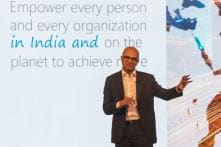 Network18 Exclusive: Microsoft CEO, Satya Nadella Speaks to CNBC-TV18