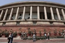 Man Tries to Jump From Lok Sabha Gallery into the House, Caught