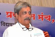 Encounters Have Increased in J&K: Manohar Parrikar