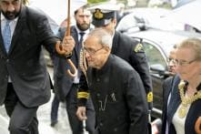 I'm a Gujarati at Heart, Says President Pranab Mukherjee