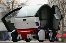 Driverless Cars to Go on Test Drive in UK in 2019