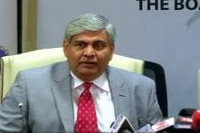 ICC Chairman Manohar Fears Test Cricket is 'Dying'
