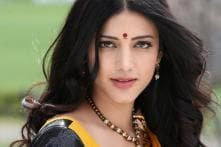 Shruti Haasan Takes Up Fighting Lessons for Sanghamitra
