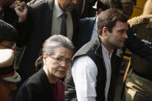 MP HC Admits PIL Against Sonia, Rahul in National Herald Case
