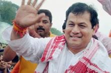 Assam Chief Minister Sarbananda Sonowal Shown Black Flags Again As Protests Against Citizenship Bill Continue