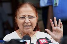 LS Official Calls Sumitra Mahajan's Jaguar Car 'Most Affordable'