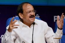 Naidu Blasts Congress, Left Parties Over Planned Protests Against Demonetisation
