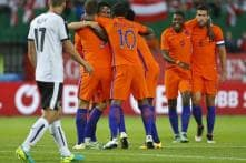 Defenders' Confusion Forces Austria to Lose to Dutch at Euro 2016