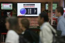 Britain's Bookies Bet Against 'Brexit'