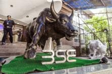 Sensex Ends in Red After 1,000-Point Flash Crash, Nifty Down by 91.25
