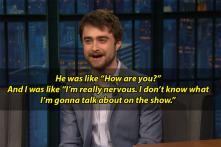 Donald Trump Had Given an 11-Year-Old Daniel Radcliffe Some Amazing Advice