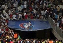 Iceland, Late Goals, Hooligans Headline Otherwise Dull Euro First Round