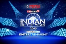 Indian of the Year 2015: Nominees in Entertainment Category