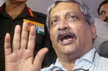 Desperate Bid to Fabricate Facts: Parrikar On Audio Tape Cited by Rahul Gandhi in Lok Sabha