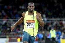 Bolt's 2008 Olympics 4X100m Teammate Carter Fails Dope Retest