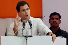Rahul Does a Surgical Strike, Accuses PM of 'Khoon Ki Dalaali'