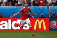 In Pics: Switzerland, Wales Win; England Held in Euro 2016
