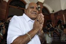 Janardhana Reddy Campaigning for Sriramulu Not for BJP, Says Yeddyurappa