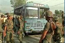 2 CRPF Personnel Injured as Insurgents Target Group in Manipur