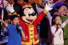 Mickey Mouse Takes on the Locals With Disney's $5.5 Billion Shanghai Bet