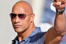 Rock-a-bye Baby: Dwayne Johnson Loves Being a Father, and Shows It