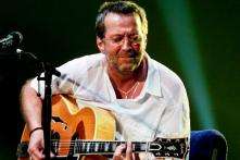 Rock Legend Eric Clapton Now Struggles to Play the Guitar