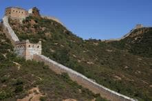 As Great Wall of China Crumbles, Drones Deployed to the Rescue