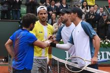 Feliciano-Marc Win French Open Doubles for Spain