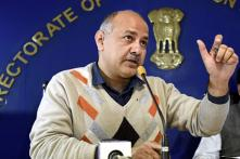 BJP Knew About Chilli Powder Attack on Kejriwal, Wants Him Eliminated: Manish Sisodia
