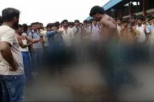 Karnataka: Man Stabbed in Crowded Bus Stop, Onlookers Film Incident