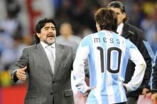 Diego Maradona - Playing Genius But Coaching Misfit