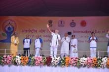 Modi leads Yoga Day Celebrations in Chandigarh: As it Happened