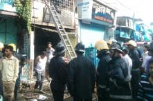 8 Dead in Fire at a Medical Store in Mumbai