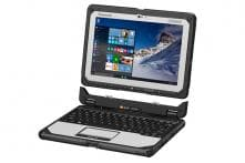 Panasonic India Launches World's First Rugged Detachable Notebook