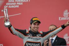 Force India Expect Sergio Perez to Stay With Them