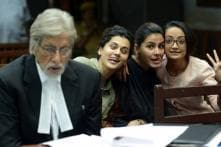 Working With Big B an Amazing Experience: Tapsee Pannu