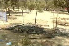 Watch: First Visuals of Devastation in Jawahar Bagh in Mathura