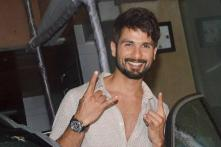 I Felt the Need to do Negative Characters Pretty Early in My Career, Says Shahid Kapoor