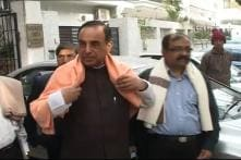 After PM's Rap, Maharashtra BJP Cancels Swamy's Mumbai Event