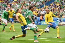 Sweden Fightback Holds Ireland After Wes Hoolahann Beauty