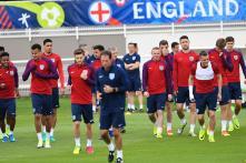 England Seek to Top Euro Group Against Slovakia