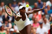 Venus Williams Vaults Vekic at Wimbledon in Opening Round